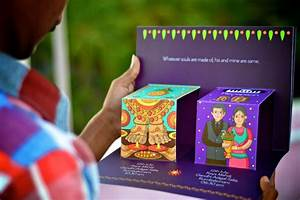Wedding bells are ringing these are the best card for 3d wedding invitations indian