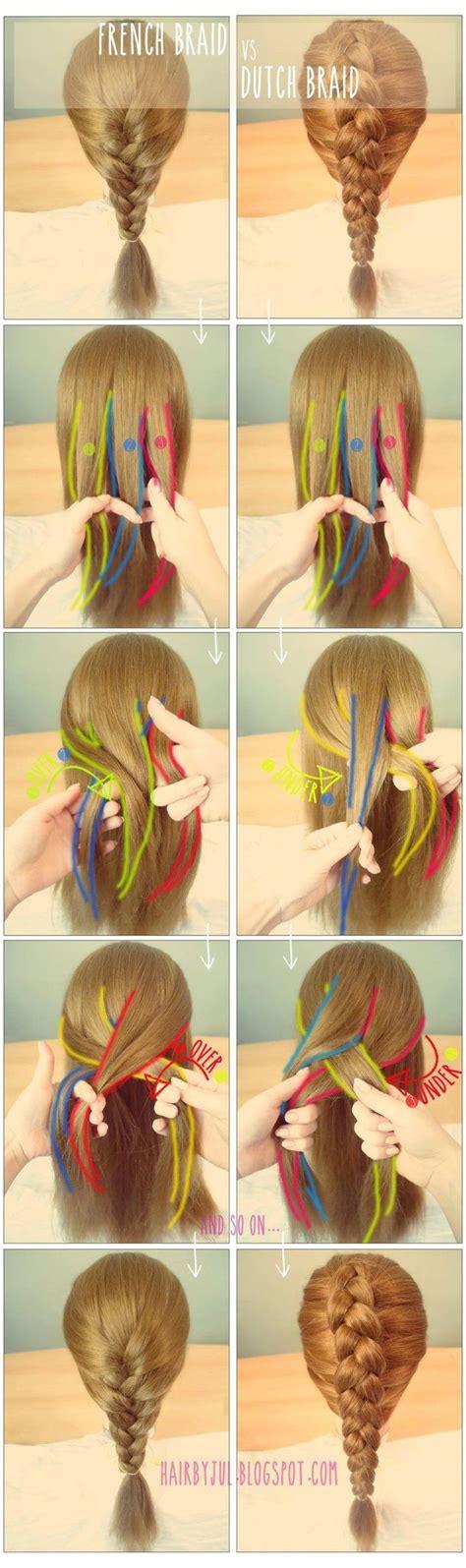 dutch braids ideas  pinterest braids double