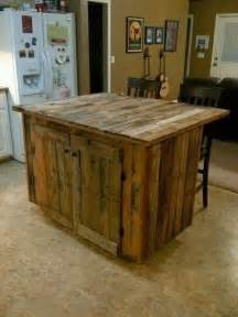 reclaimed wood kitchen island reclaimed wood kitchen island pallets