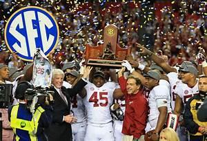 NCAA Football SEC Championship Missouri Vs Alabama For