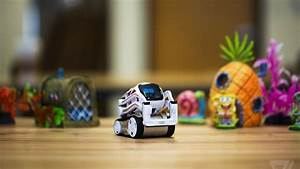 Anki U0026 39 S Cozmo Robot Is The New  Adorable Face Of Artificial Intelligence