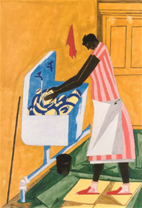 artmuseums     art  life  jacob lawrence