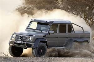 Mercedes 6 6 : goodbye you beautiful 6 wheeled behemoth mercedes benz ends g 63 6 6 amg production ~ Medecine-chirurgie-esthetiques.com Avis de Voitures
