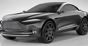 Aston Martin Suv : aston martin dbx suv to look nothing like db11 or vantage ~ Medecine-chirurgie-esthetiques.com Avis de Voitures