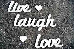 wooden wall letters wall words live laugh love wall decor With live laugh love letters wall