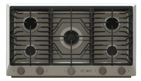 Dacor Gas Cooktop by Dacor 36 Quot Stainless Gas Cooktop Rnct365gs Ng