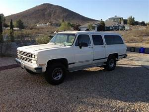 Purchase Used 1990 Chevy Suburban 2500 4x4