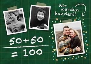 14 Geburtstag Feiern Ideen : einladung zum gemeinsamen geburtstag 50 50 100 ~ Frokenaadalensverden.com Haus und Dekorationen