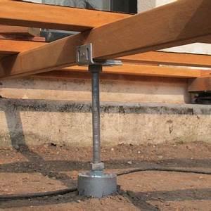 les 25 meilleures idees de la categorie dalle beton With maison bois sur plots 0 fondation pneu homedepaille