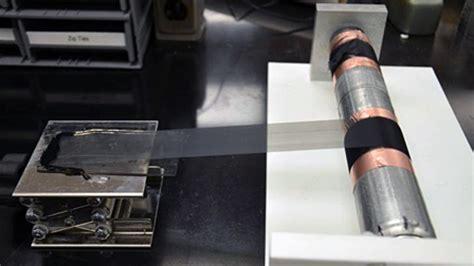 battery design  boost  aligned carbon nanotubes
