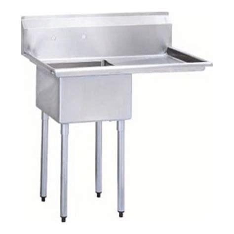 2 compartment prep sink turbo air tsa 1 12 r1 40 in one compartment prep sink