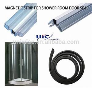 extrude caoutchouc flexible bande magnetique douche With joint magnétique pour porte de douche