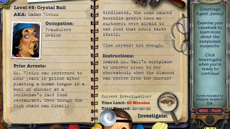 Mystery Case Files Prime Suspects  Macgamestorecom