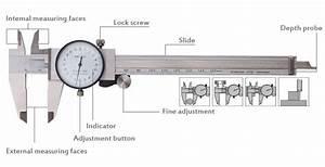 150mm Dial Vernier Caliper