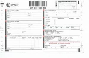 Waybill Invoice How To Prepare Waybill