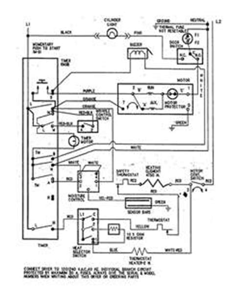 Wire Schematic For Kenmore Upright Freezer by Solved Is The Kenmore Dryer Model 72202100 A Fixya