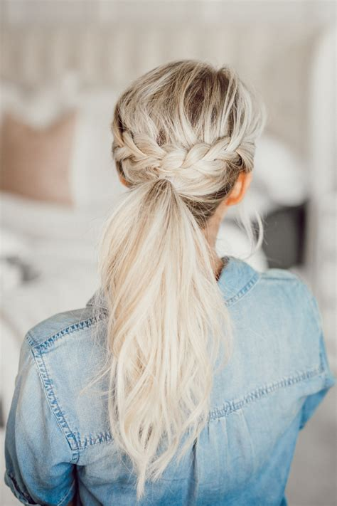 Summer Ponytail Hairstyles by Ponytail Hairstyles For And Summer