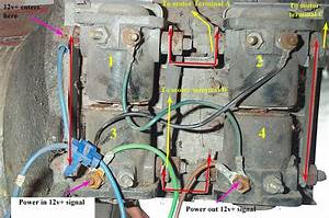Power Winch Wiring Diagram