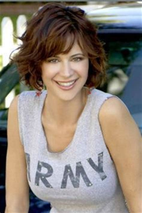 catherine bell hair catherine bell army wivesjag