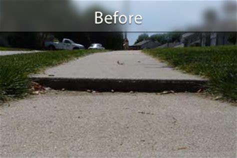 concrete lifting concrete leveling in huntsville