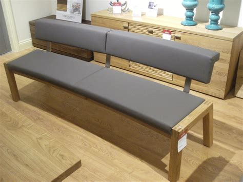 Wood Banquette Seating