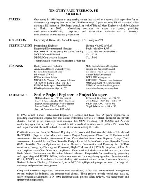resume process safety engineer 28 images advanced