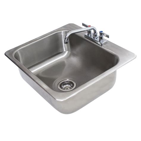 Advance Tabco Sink Accessories by Advance Tabco Di 1 208 1 Compartment Drop In Sink 20