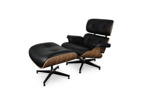 fauteuil de bureau charles eames fauteuil et repose pieds lounge eames du designer charles