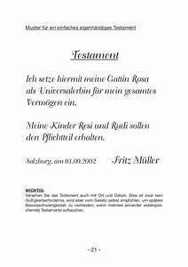Testament Selbst Schreiben : handbuch erbrecht c erste bank und sparkassen ~ Eleganceandgraceweddings.com Haus und Dekorationen