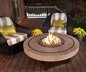 fresh amazing outdoor dining table with fire pit uk 18194 With feuerstelle garten mit sichtschutz balkon rattan