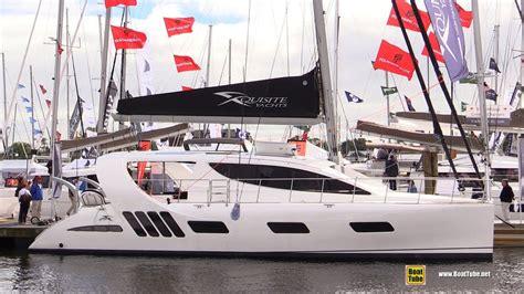 Catamaran X5 2017 xquisite yachts x5 sail catamaran deck and interior