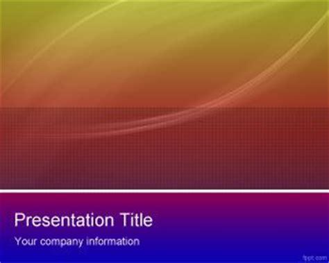 Powerpoint Template Color Scheme by Color Scheme Powerpoint Template Free