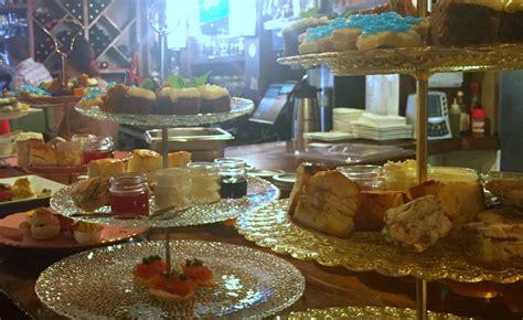 Kitchen Brasserie High Tea Menu by Brasserie Kensington Offers A Slightly Lower Brow Take
