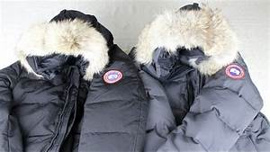 How To Spot A Fake Canada Goose Jacket REAL VS FAKE YouTube