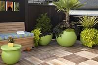 best patio plants design ideas How To Decorate Outdoor Pots Of Plants - interior ...