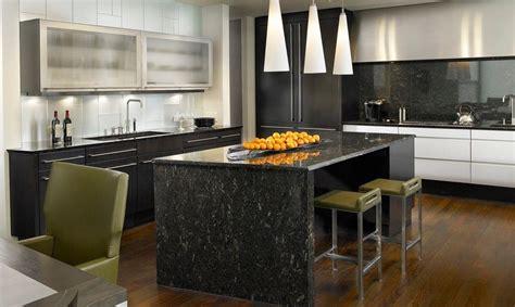 white kitchen white backsplash how black marble can your home more glamorous