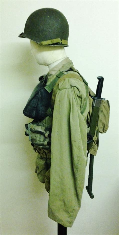 ww american infantry uniform  equipment update