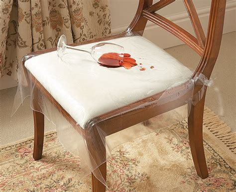 s s plastic chair protector cover