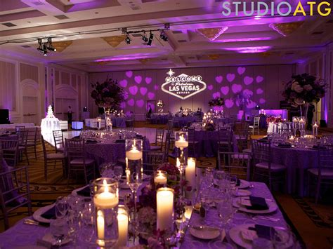 casino themed wedding