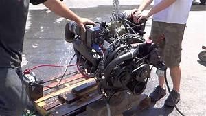 Volvo Penta 5 0l 302ci Ford Complete Marine Engine Model 5