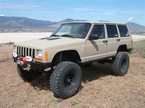 tan jeep lifted desert tan paint job 100 jeep build pinterest tan