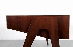 Mid Century Möbel : mid century modern walnut writing desk by behr m bel ~ A.2002-acura-tl-radio.info Haus und Dekorationen