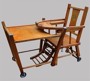Chaise Pour Table Haute : chaise baumann haute pour enfant transformable en table basse ~ Teatrodelosmanantiales.com Idées de Décoration