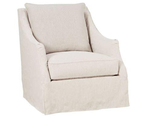 chair slipcover giuliana quot designer style quot swivel slipcover chair
