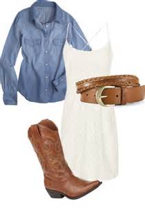 Outfits to Wear to Country Concert
