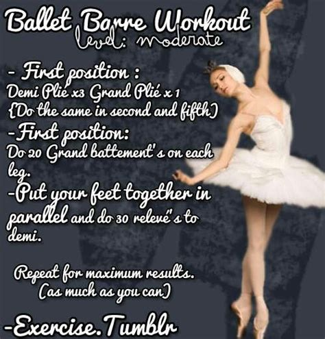 best ballet barre workout 42 best images about barre workout classes at the ymca on