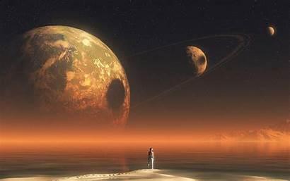Alien Planet Wallpapers