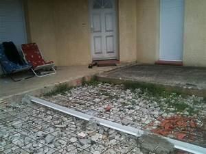 terrasse beton maigre nos conseils With beton maigre pour terrasse