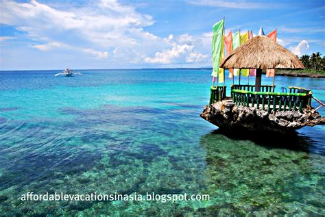 Affordable Vacations In Asia The Philippines Camotes Is