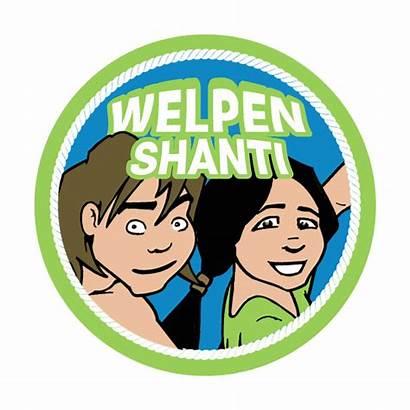 Welpen Shanti Scouting Mrt Laat Achter Bericht